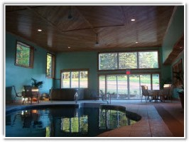 Indoor Pool and Fitness Centre